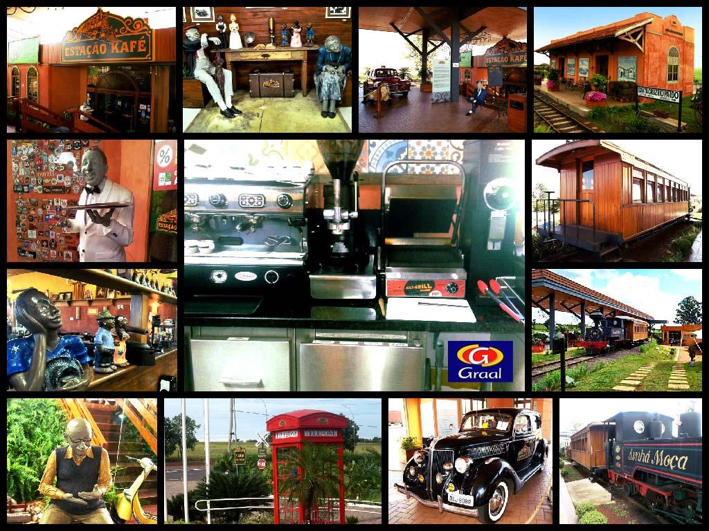 """Cliente Mult-Grill """"Estação Kafé"""" é o 2º melhor posto temático do País."""