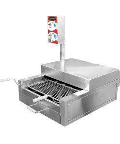 mult-grill-espetinhos-carne-frango-linguiça-churrasquinho