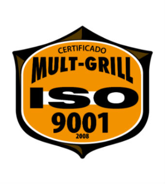 Mult-Grill foi certificada pelo ISO 9001