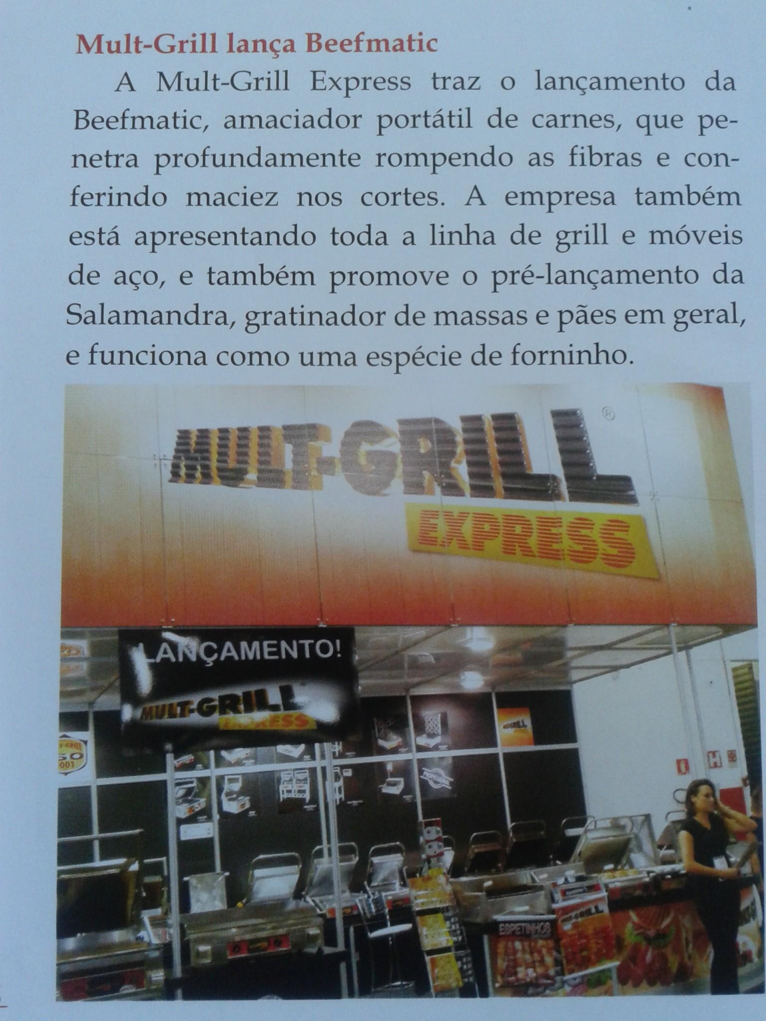 Revista Hoteis News Letter da Equipotel 2015