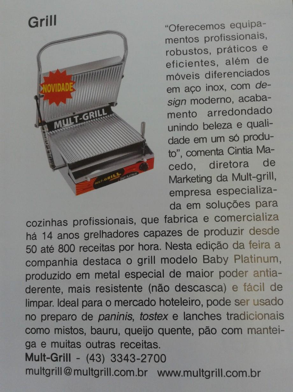 Revista Hotelaria Especial Equipotel 2015