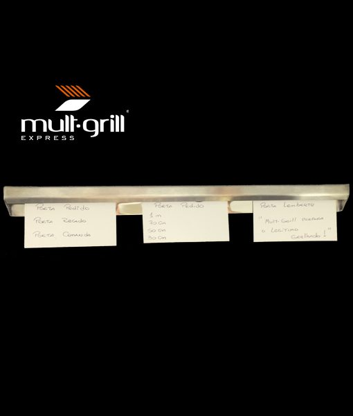 porta-pedido-aço-inox-50cm-mult-grill